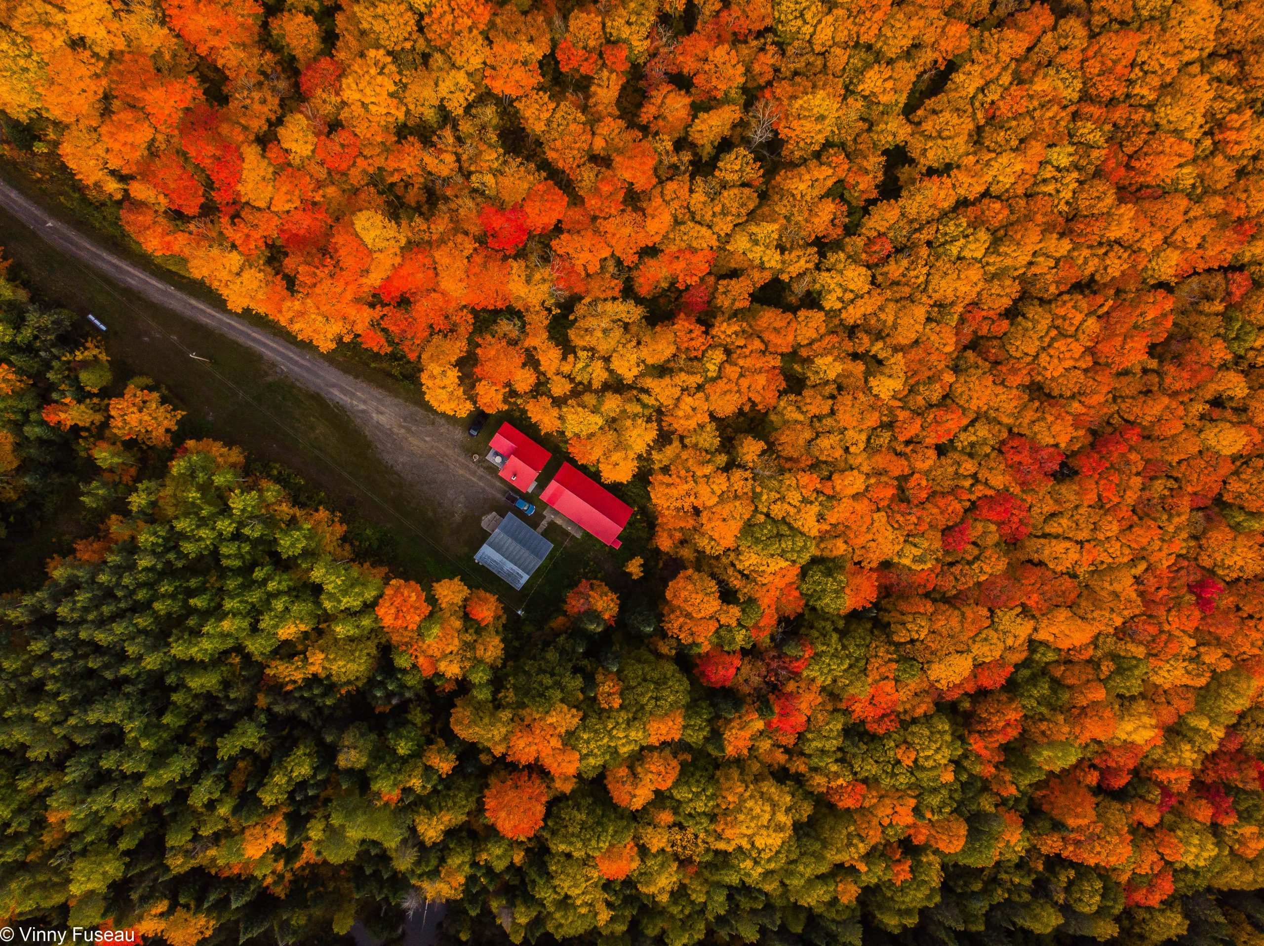 Le Gilbert en automne